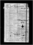 Le Messager, 16e N17, (05/29/1895)