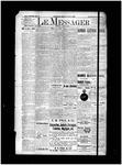 Le Messager, 16e N19, (06/04/1895)