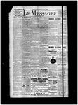 Le Messager, 16e N20, (06/07/1895)
