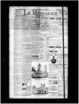 Le Messager, 16e N28, (07/07/1895)