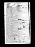 Le Messager, 16e N29, (07/09/1895)