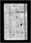 Le Messager, 16e N30, (07/12/1895)