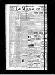 Le Messager, 16e N31, (07/16/1895)