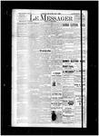 Le Messager, 16e N33, (07/23/1895)