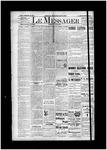 Le Messager, 16e N35, (07/30/1895)