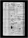 Le Messager, 16e N36, (08/02/1895)