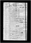 Le Messager, 16e N37, (08/02/1895)