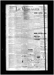 Le Messager, 16e N38, (08/09/1895)
