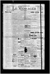 Le Messager, 16e N40, (08/16/1895)