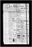Le Messager, 16e N45, (09/03/1895)