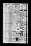 Le Messager, 16e N47, (09/10/1895)