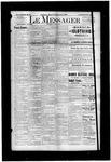 Le Messager, 16e N49, (09/17/1895)
