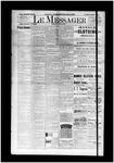 Le Messager, 16e N50, (09/20/1895)