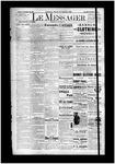 Le Messager, 16e N53, (10/01/1895)