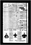 Le Messager, 16e N56, (10/11/1895)