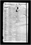 Le Messager, Supplement, (10/18/1895)