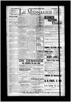 Le Messager, 16e N61, (10/29/1895)