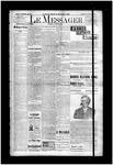 Le Messager, 16e N62, (11/01/1895)