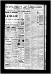 Le Messager, Supplement, (11/01/1895)