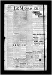 Le Messager, 16e N65, (11/12/1895)