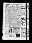 Le Messager, 16e N73, (12/13/1895)
