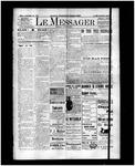 Le Messager, 16e N84, (01/17/1895)