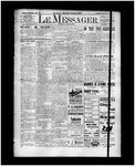 Le Messager, 16e N85, (01/21/1895)
