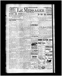 Le Messager, 16e N87, (01/28/1895)