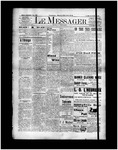 Le Messager, 16e N89, (02/04/1895)