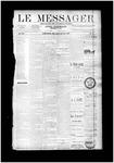 Le Messager, V12 N14, (06/25/1891)