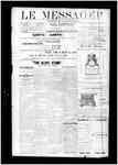 Le Messager, V12 N54, (12/08/1891)