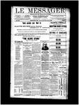 Le Messager, V12 N57, (12/18/1891)