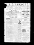 Le Messager, V12 N60, (12/29/1891)