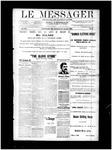Le Messager, V12 N61, (01/01/1891)