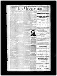 Le Messager, V12 N62, (01/05/1892)