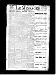 Le Messager, V12 N70, (02/02/1892)