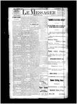 Le Messager, V12 N71, (02/05/1892)