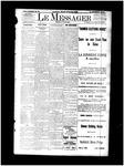 Le Messager, V12 N74, (02/16/1892)