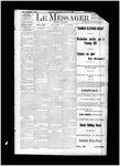 Le Messager, V12 N84, (03/25/1892)