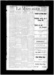 Le Messager, V12 N85, (03/28/1892)