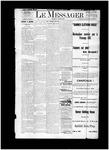 Le Messager, V12 N86, (04/01/1892)