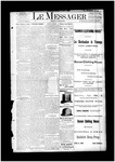 Le Messager, V13 N5, (04/19/1892)