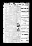 Le Messager, V13 N7, (04/26/1892)