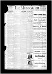 Le Messager, V13 N8, (04/30/1892)
