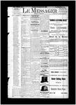 Le Messager, V13 N10, (05/06/1892)