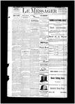 Le Messager, V13 N12, (05/13/1892)