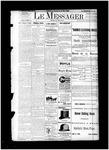 Le Messager, V13 N13, (05/20/1892)