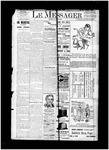 Le Messager, V13 N14, (05/24/1892)
