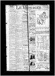 Le Messager, V13 N16, (05/31/1892)