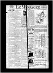 Le Messager, V13 N19, (06/10/1892)